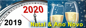 Natal 2019 Ano Novo 2020