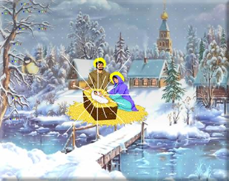 o natal de Jesus Cristo