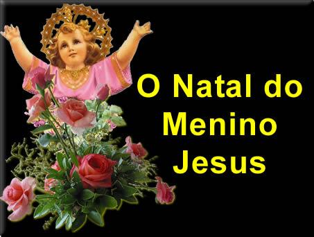 o natal do menino Jesus