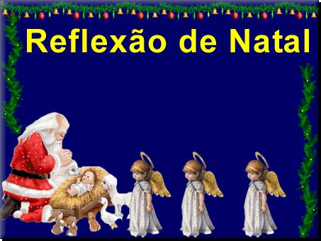 amado mestre Jesus, reflexão de natal