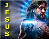 Acróstico de Jesus com mensagem