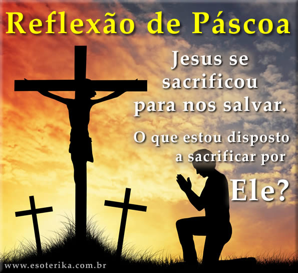 Reflexão de Páscoa