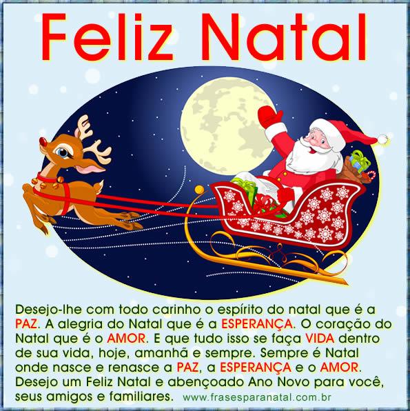 cartão de natal para facebook gratis