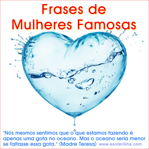 frases de mulheres famosas