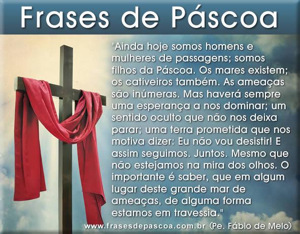 Frases de Pascoa