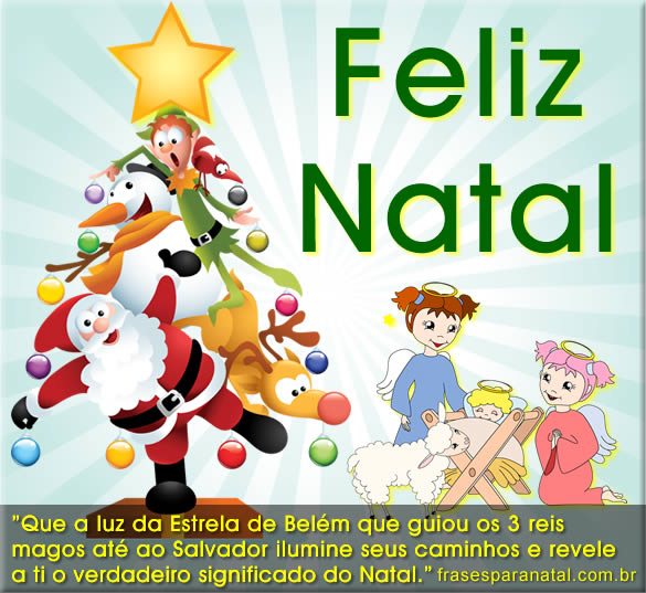 Imagens de Natal para Facebook