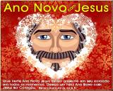 Mensagem de Ano Novo Jesus no Coração