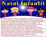 mensagem de natal infantil