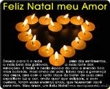 mensagem de natal para namorado, namorada e apaixonados, feliz natal meu amor