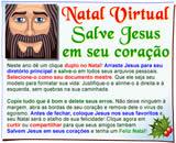 salve jesus em seu coração