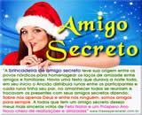 mensagem para amigo secreto, mensagens para amigo oculto