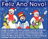 mensagem de fim de ano com música