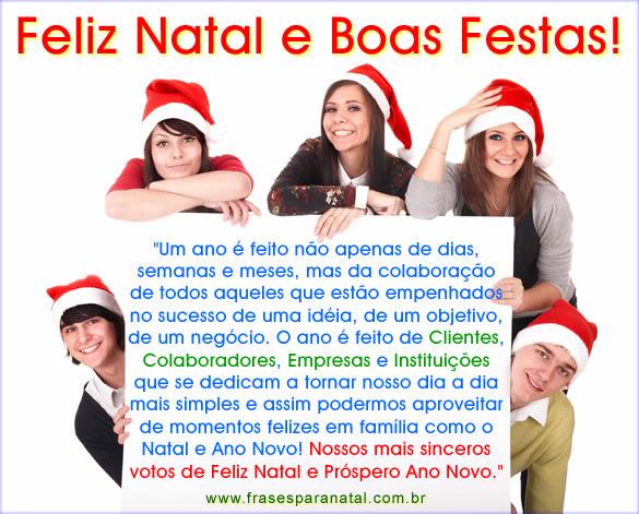 Mensagens De Natal E Ano Novo Para Clientes Empresas E Funcionários