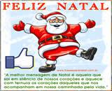 mensagens de natal para facebook