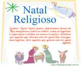 mensagens de natal religiosas, mensagens de natalinas e de ano novo religiosas