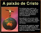 mensagem a paixão de cristo