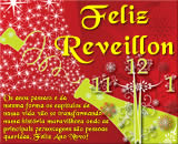 Mensagens para o Reveillon | Receita de um Feliz Ano Novo