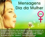 mensagens dia da mulher para Facebook