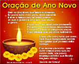 Oração de Ano Novo | Oração do Reveillon