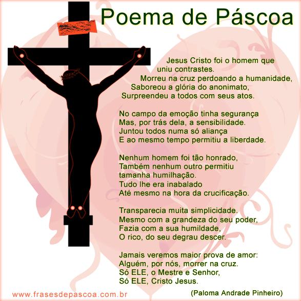 Poemas de Páscoa e Semana Santa