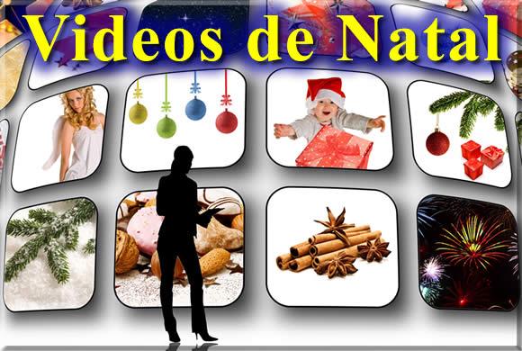 Videos de Natal, videos natalinos